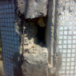 Нарушение герметизации