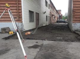Ямочный ремонт парковочных зон